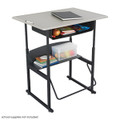 AlphaBetter Desk Stand Up Student Desk 1207BE