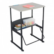 AlphaBetter Desk Stand Up Student Desk 1208GR