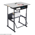 AlphaBetter Desk Stand Up Student Desk 1209GR