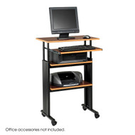 Safco 1929 Muv Stand-up Adjustable Height Workstation