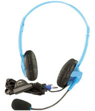 Califone 3064AVBL Multimedia Stereo Headsets