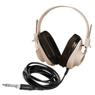 Califone 2924AV Deluxe Monaural Headphones
