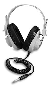 Califone 2924AVP Deluxe Monaural Putty Headphones