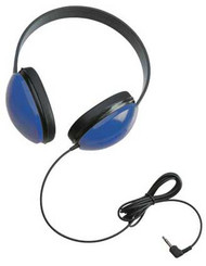 Califone 2800-BL Listening First Stereo Headphones