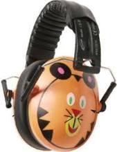 Califone HS-TI Tiger Hush Buddy Hearing Protector