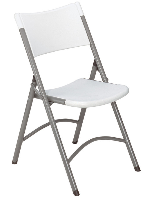 National Public Seating 600 Blow Molded Folding Chair