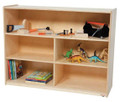 Wood Designs WD13632 Shelf Storage 36 inch High Extra Deep
