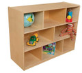 Wood Designs WD13618 Mobile Single Storage 36 inch Height Extra Deep