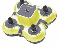 Califone 1114YL Mini Stereo Jackboxes Yellow