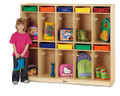 Jonti-Craft 6680JC Birch Take Home Center Locker without Trays