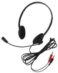 3065AV Lightweight Califone Personal Multimedia Stereo Headset
