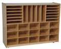 Wood Designs WD14009 Multi Storage without Trays