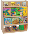 Wood Designs WD14100 Mobile Library