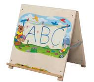 Wood Designs WD88900 Big Book Tabletop Easel