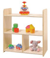 Wood Designs WD14900 Tot Pass Through Shelves