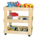 Wood Designs WD13300 Utility Cart
