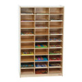 Wood Designs WD33300 Mailbox Storage Center