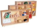 Wood Designs WD13020 Maple Single Storage 30 inch Height