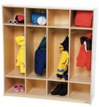 Wood Designs WD15000 Four Section Locker
