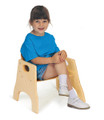 Jonti-Craft 6800JC Birch Chairries 5 inch Seat Height