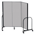 Screenflex FSL403 Three Panel Room Divider