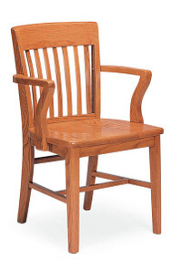 Community 301A Americana All Wood Arm Chair
