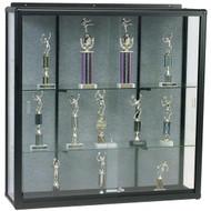 Best Rite 90W83 Wall Mount Display Case 16 x 36