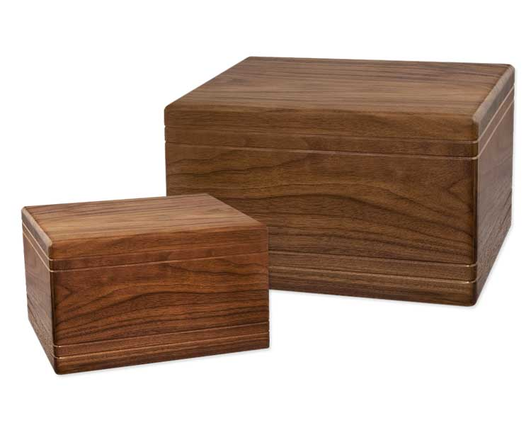 Boxwood Cremation Urn