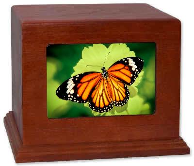 Butterfly Urn DIY