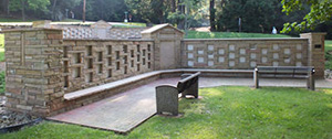 Columbarium Niches