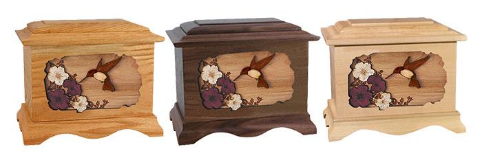 Oak, Walnut, or Maple wood