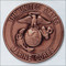 Marines - Military Urn Medallion