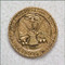 Army Military Urn Medallion