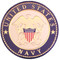 Navy - Cremation Urn Medallion