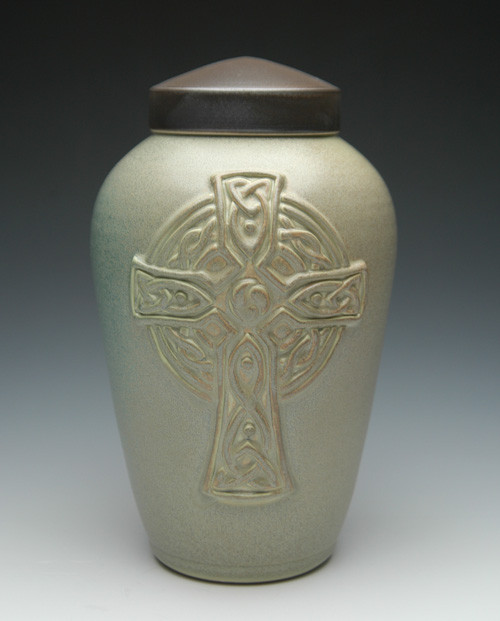 Celtic Cross Cremation Urn | Funeral Urns