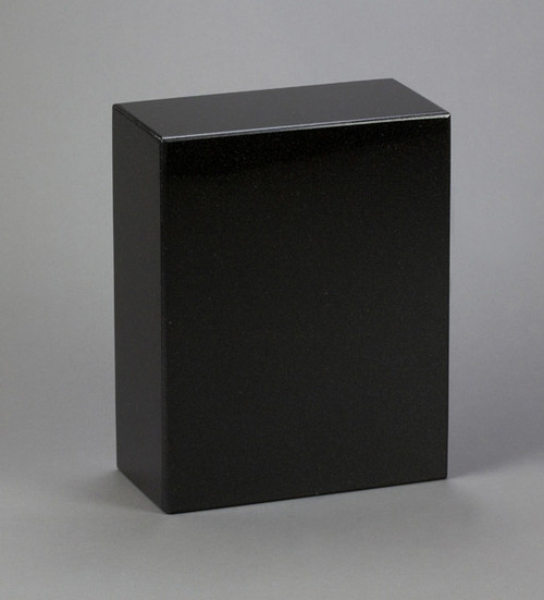 AEternitas Black Granite Urn