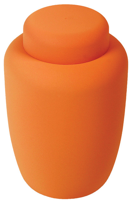 Biodegradable Cornstarch Urn - Terracotta