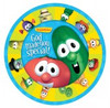 Veggietales Party Dinner Plate 8PK
