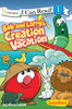 Veggietales  I Can Read Book Bob and Larry's Creation Vacation Level 1