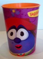 Veggietales Birthday party favor cup.