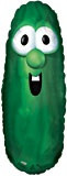 Larry The Cucumber Mylar Balloon. Great for birthday parties for the Veggietales fan in your life.