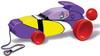 VeggieTales: Wood Car Pull Toy