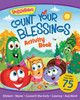 VeggieTales Count Your Blessings Activity Book With Stickers