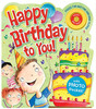 Happy Birthday to You! Musical Board Book