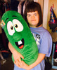 Larry the Cucumber - Jumbo Plush