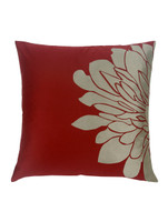 Gemini Red Pillow