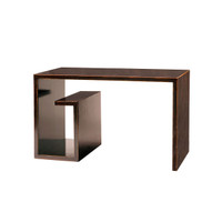 Scroll Desk-Black