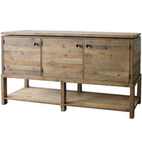 Angora High Sideboard 80""