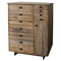 Angora Reclaimed Wood Tall Chest
