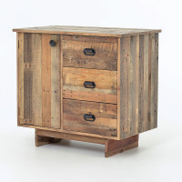 Angora Reclaimed Natural Wood Small Sideboard